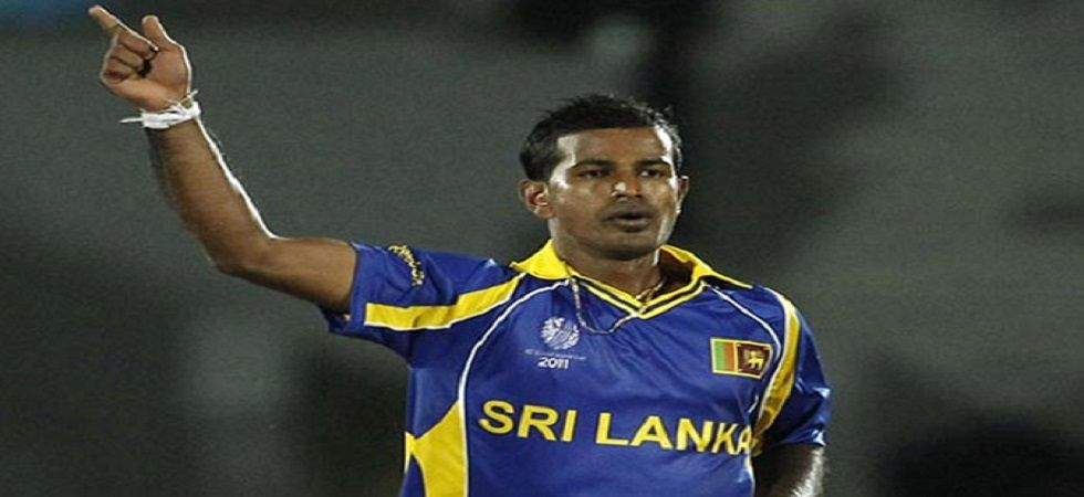 Nuwan Kulasekara made his Sri Lanka debut with an ODI against England in 2003. (File Photo: PTI)