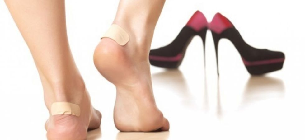 Easy home remedies to prevent painful shoe bites.