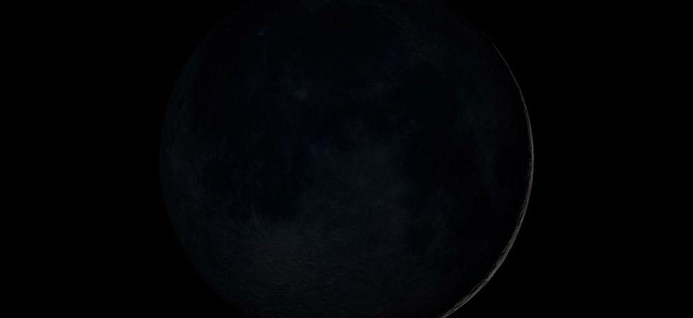 Black Moon (Photo Credit: Twitter)