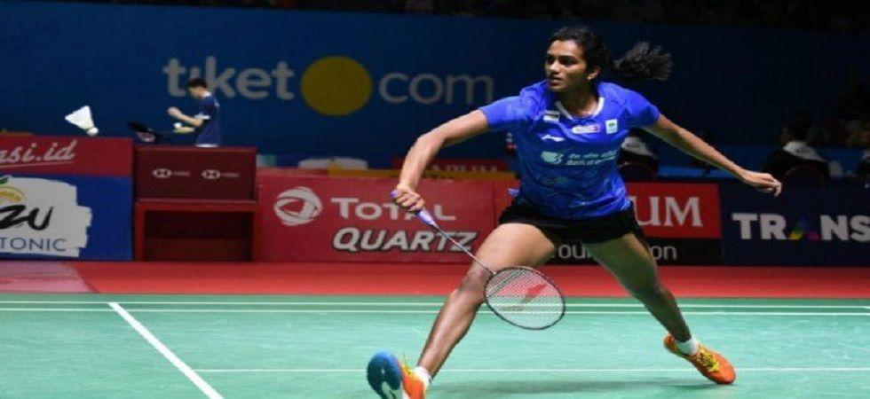 PV Sindhu is the highest ranked Indian badminton player in the world having remained static at No.5. (Image credit: Twitter)