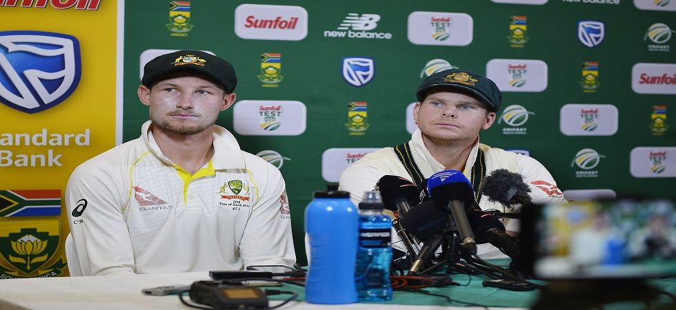 Steve Smith, David Warner and Cameron Bancroft were all involved in the ball-tampering scandal which shattered Australia's reputation during the Newlands Test in Cape Town in March 2018. (Image credit: Getty Images)