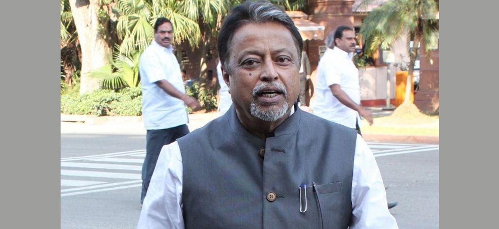 Kolkata police will interrogate Bharatiya Janata Party (BJP) leader Mukul Roy (File Photo)