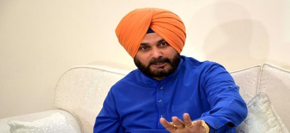 Navjot Sidhu had sent his resignation as Punjab Cabinet minister to the chief minister's residence after he claimed having sent it to the Congress president on June 10. (File Photo)