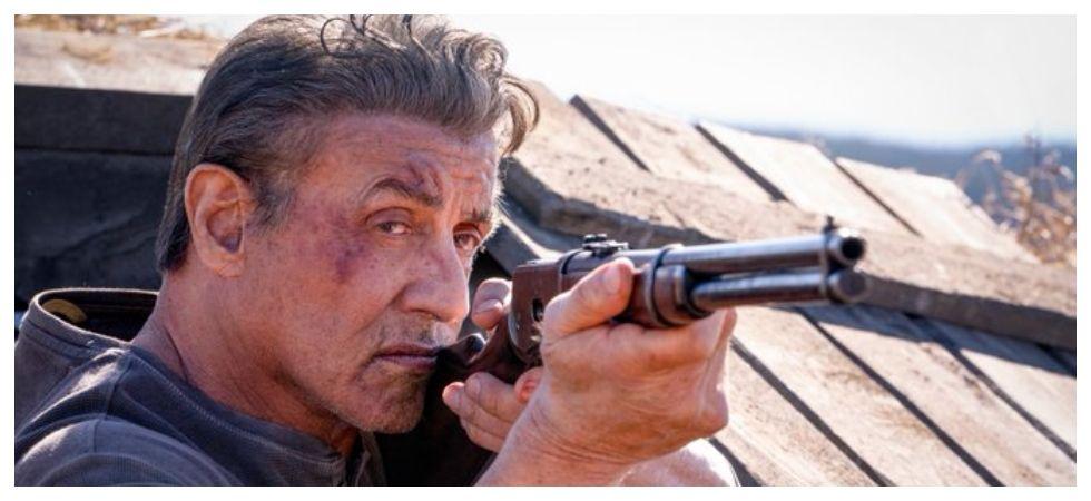 'Rambo: Last Blood' gets 'hard' R-rating (Photo: Twitter)