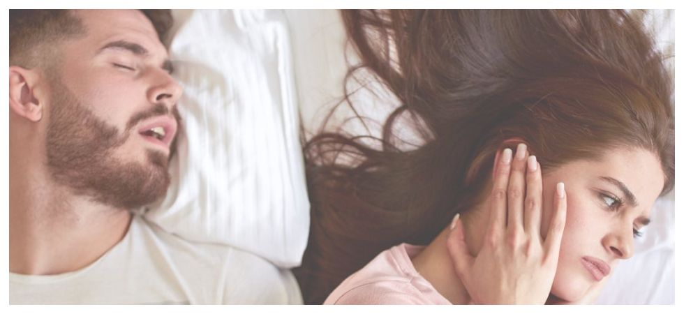 Unexpectedly reasons you could be snoring (Photo: Instagram)