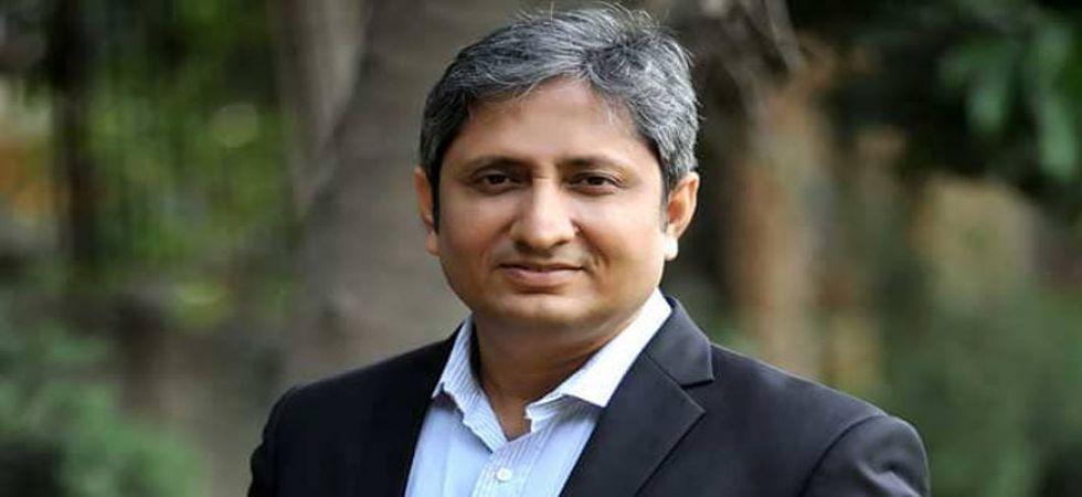 Journalist Ravish Kumar (File Photo)