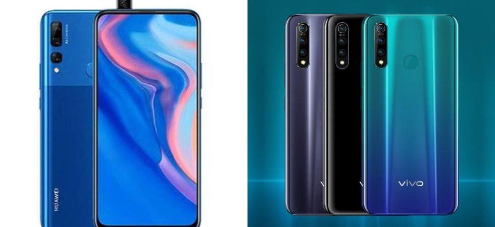 Huawei Y9 Prime 2019 Vs Vivo Z1 Pro (Photo Credit: Twitter)