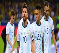 Lionel Messi suspended from Argentina for 3 months for comments on CONMEBOL