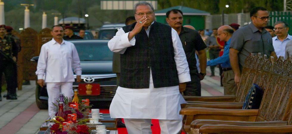 Jammu and Kashmir Governor Satya Pal Malik (Photo Source: PTI)