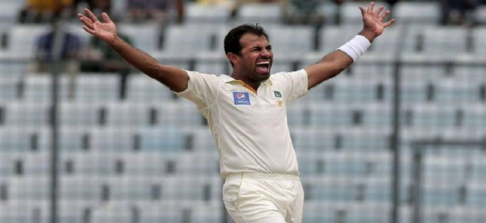 Wahab Riaz could reportedly announce his retirement from Test cricket after he returns from the Canada Global T20 League. (Image credit: Twitter)