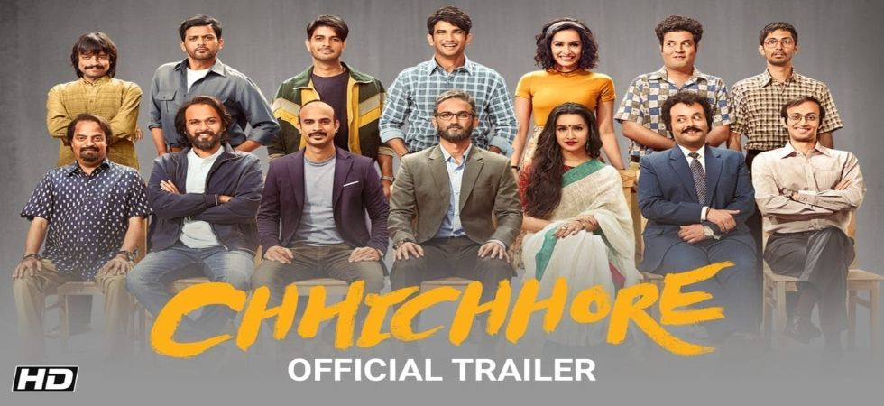 Chhichhore Trailer is laughter riot with dash of romance and drama