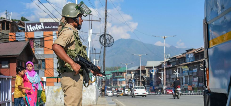 With these announcements, the Modi government at the Centre will have right on land and police power in Jammu and Kashmir. (File Photo)