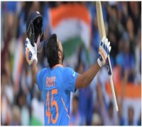 Rohit Sharma world record sixes, rain give India T20I series win vs West Indies