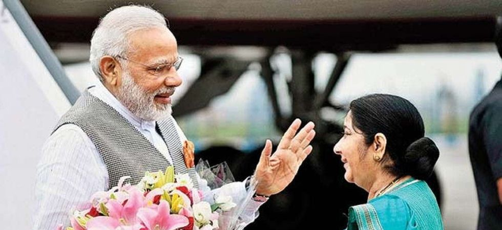 Image result for rip sushma swaraj
