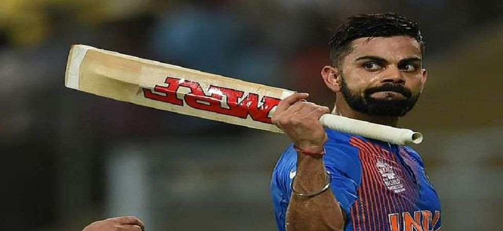 Virat Kohli and Rishabh Pant smashed 50s as India won by seven wickets in Guyana and achieved a 3-0 cleansweep against West Indies. (Image credit: Twitter)