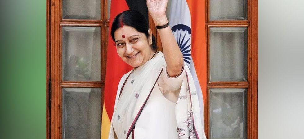 RIP Sushma Swaraj: Karnataka leaders condole Swaraj's death (PTI)