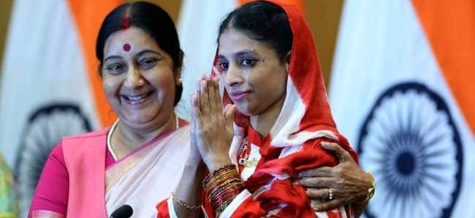 Following her return to India in October 2015, Geeta, who is believed to be in her late 20s, has been staying and studying at an institution for deaf and mute people run by an NGO in Indore. (File Photo)