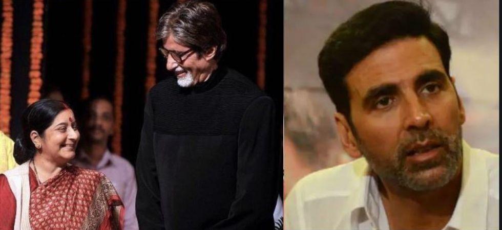 RIP Sushma Swaraj: Here's how Bollywood reacted