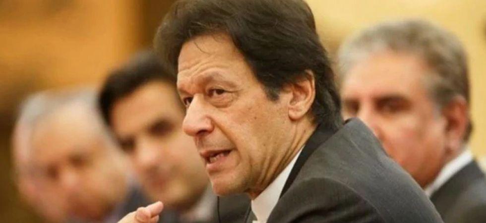 Pakistan Prime Minister Imran Khan (File Image)