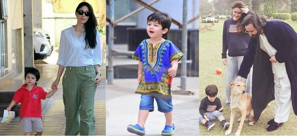 Kareena Kapoor Khan has career plans in place for Taimur already and it NOT Bollywood