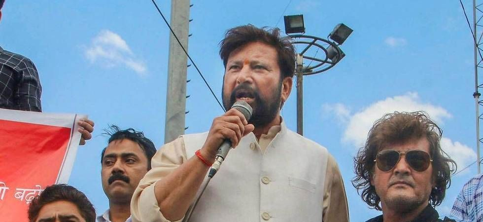 Lal Singh is the first leader from Jammu region who has been put under house arrest after the historical decision of the Modi government.
