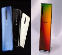 Samsung Galaxy Note 10 Vs OnePlus 7 Pro: Head to head comparison on specifications, features, prices