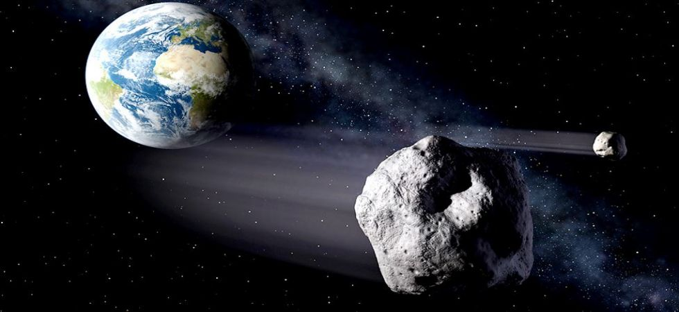 WARNING! Doomsday Asteroid collision with Earth 'inevitable', say
