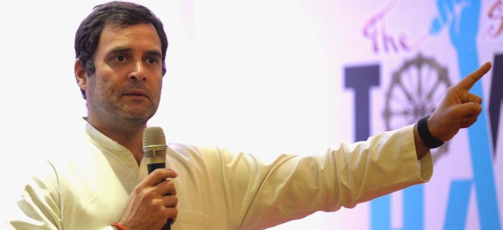 Rahul Gandhi also assured that the new chief would be finalised in the next 3-4 days. (Image Credit: Twitter)