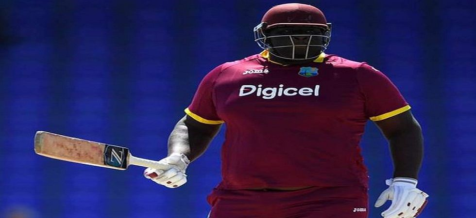 Rahkeem Cornwall and Shamarh Brooks have been included in the 13-man Test squad for West Indies' upcoming series against India. (Image credit: Twitter)