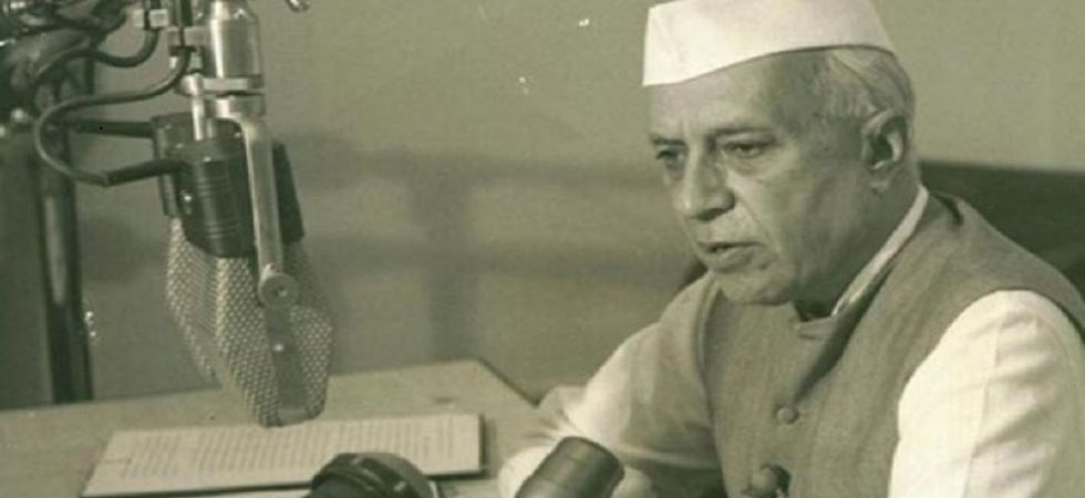 Pandit Jawaharlal Nehru (File Photo)