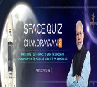SPACE QUIZ: ISRO gives unique chance to watch Chandrayaan 2 Moon landing with PM Modi