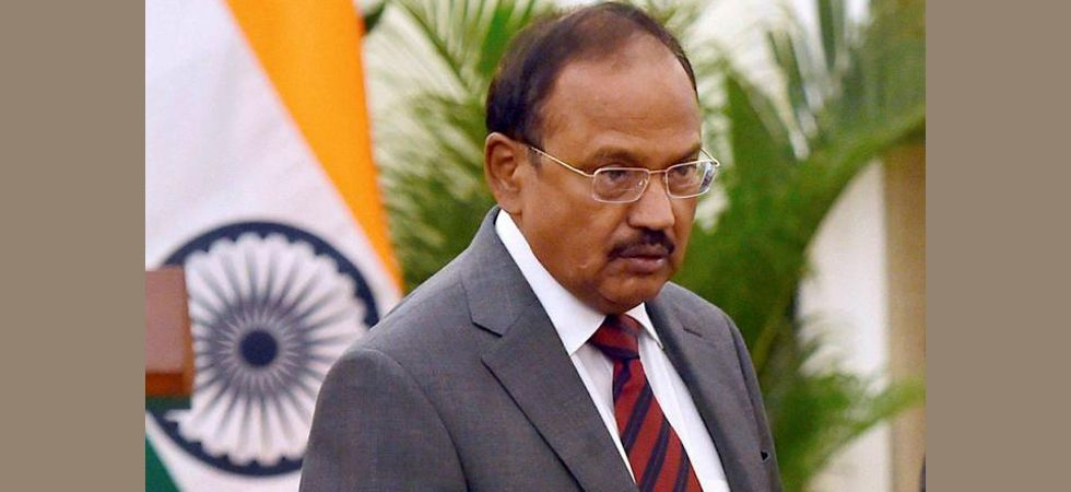 National Security Advisor (NSA) Ajit Doval (File Image)