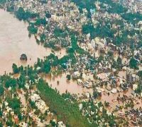 Over 170 dead in flood, rain-related incidents in West and South India