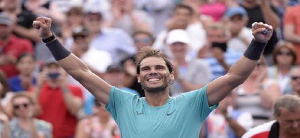 Rafael Nadal has skipped the Cincinnati Open after he became the number two ranked player in the world. (Image credit: Twitter)