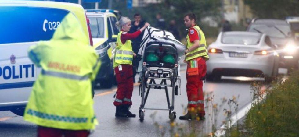Norway mosque shooting (Photo Credit: Twitter)