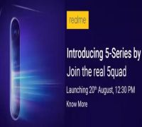 Realme set to launch new smartphone with quad rear camera setup on THIS date