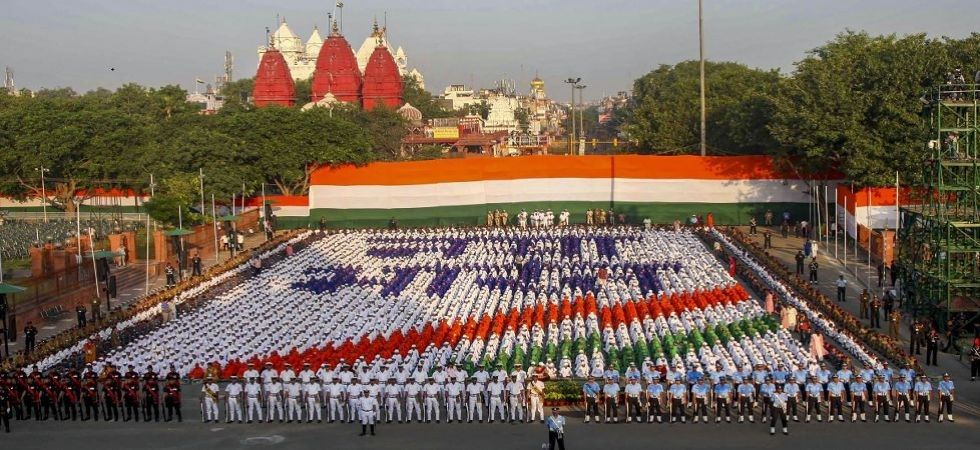 File photo of Independence Day celebrations.