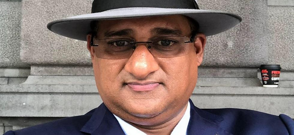 Sunil Subramaniam is team India administrative manager. (Photo: Facebook)