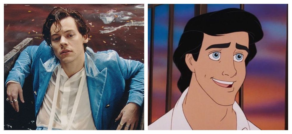 Harry Styles turns down Prince Eric role (Photo: Twitter)