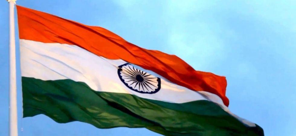 India Flag (Photo Credit: Twitter)