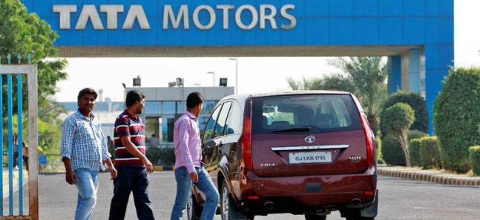 Tata Motors group wholesales drop 14 pc in July to 78,600 units (file photo)
