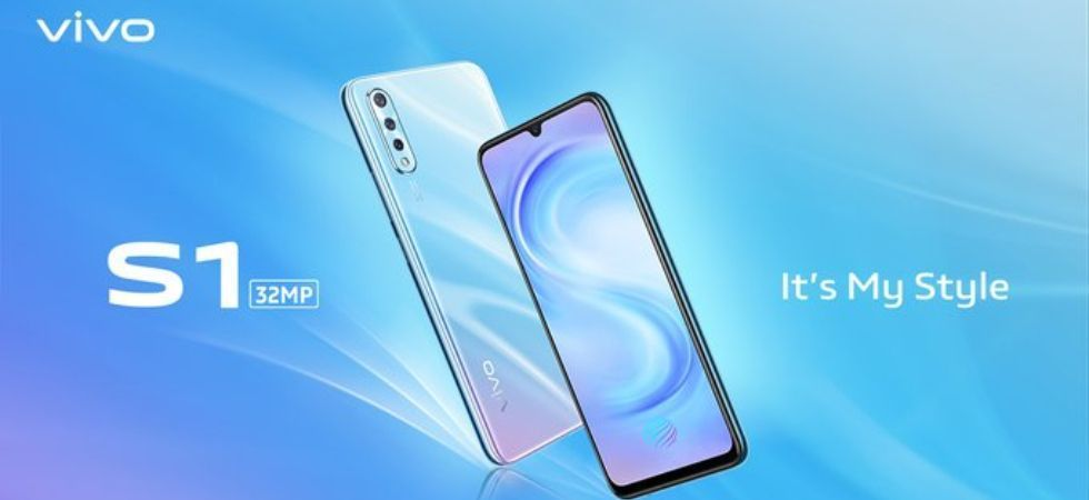Vivo S1 (Photo Credit: Twitter)