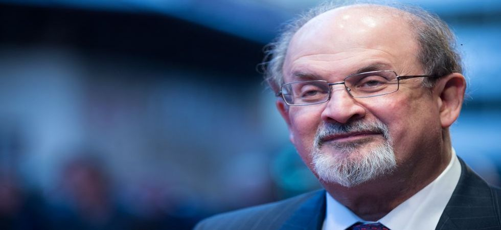 British Indian novelist Salman Rushdie (File Photo)
