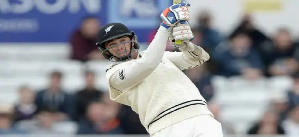 Tim Southee has equaled Sachin Tendulkar's tally of sixes in Test cricket during the Sri Lanka vs New Zealand Test. (Image credit: Twitter)
