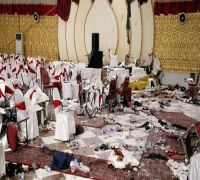 Celebrations turn into horror as ISIS suicide bomber kills 63 at Kabul wedding