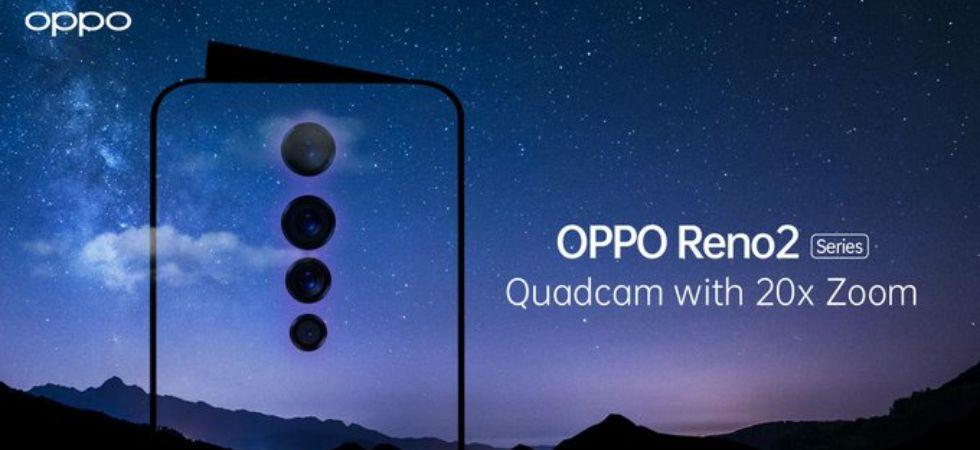 OPPO Reno2 series (Photo Credit: Twitter/@oppomobileindia)
