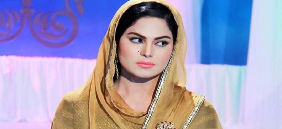 Pakistani actress Veena Malik (File Photo)