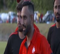 Ravinderpal Singh scores century on T20I debut, breaks Ricky Ponting's record