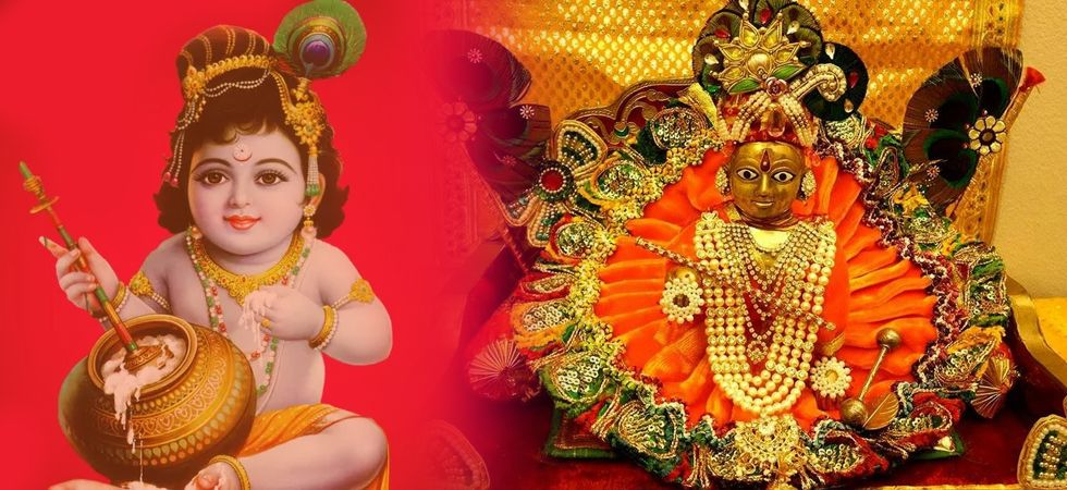 Krishna is believed to be born at midnight (Ashtami) in the Krishna Paksh. (File Photo)