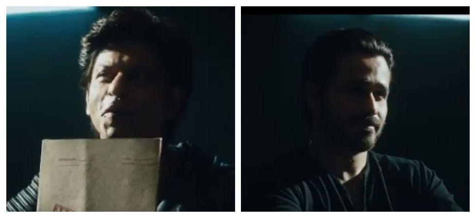 SRK drops new 'Bard of Blood' promo video with Emraan Hashmi (Photo: Netflix/India)